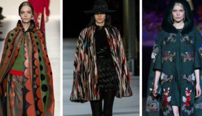 Tendințele în materie de modă pentru sezonul rece!