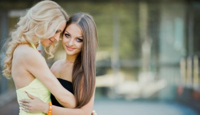 """Irina Bivol:""""Am fost cele mai bune prietene până la 14 ani. Acum încercăm să revenim la ce a fost cândva""""!"""