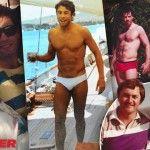 Foto: Pozele care dovedesc că John Travolta a avut o relație cu un bărbat!