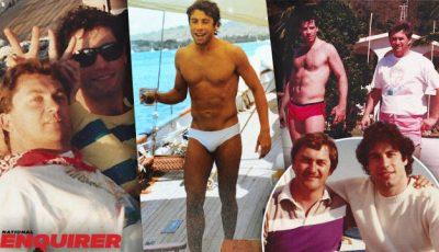 Pozele care dovedesc că John Travolta a avut o relație cu un bărbat!