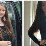 Foto: Avea 17 ani şi 110 kilograme. În doi ani a slăbit până la 49 de kilograme. Află-i secretul