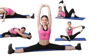 5 exerciții care te scapă de durerea musculară!