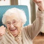 Lecţii de viaţă de la o bunicuţă de 90 de ani!
