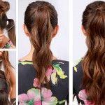 Cum să dai senzația că ai părul mai lung fără extensii