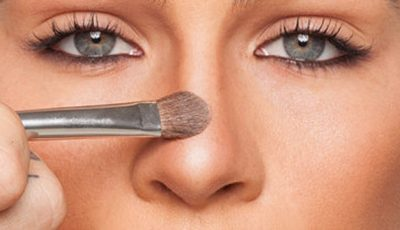 Cum să maschezi un nas mare cu ajutorul machiajului