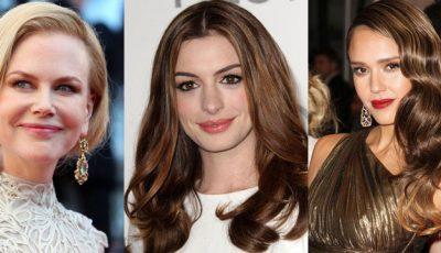 Secretele starurilor pentru un păr superb. Nicole Kidman foloseşte şampanie!