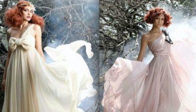 Rochii de mireasă de la românca Maria Lucia Hohan