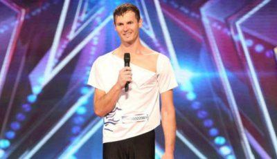 """Un moldovean a ajuns în semifinala """"America's got talent!"""""""