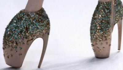 Cei mai ciudați pantofi din toate timpurile!