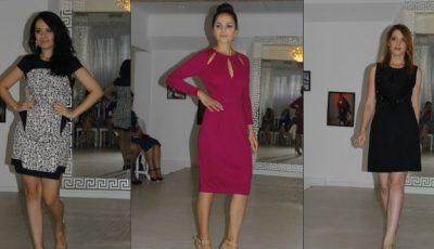 """Tinerele jurnaliste au fost pentru o seară modele la  """"Ylianna Kosînzeana Event""""!"""