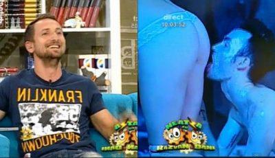 """Ei ne duc """"faima""""! S-au făcut de râsul lumii în show-ul lui  Răzvan și Dani!"""