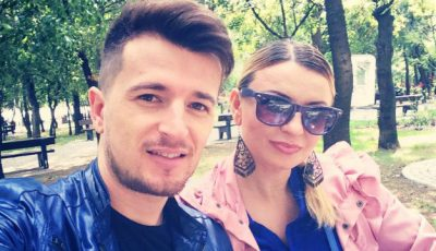 Radu Sîrbu sărbătorește nunta de trandafir!