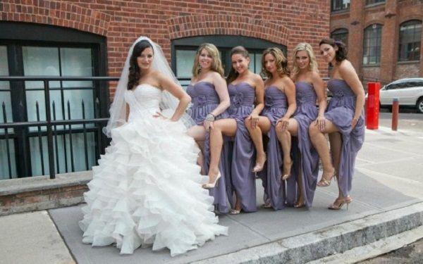 Cele Mai Amuzante Dar și Ridicole Poze De La Nuntă