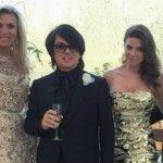 Foto: Valentin Yudashkin și-a măritat fiica! Vezi ce rochie a purtat mireasa!