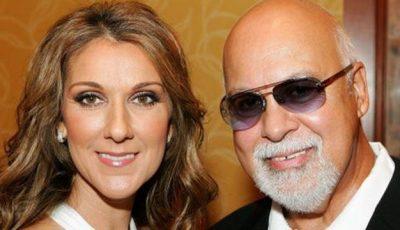 Céline Dion face eforturi incredibile pentru a-l ajuta pe soțul ei bolnav de cancer