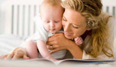 Util pentru părinţi! Cum să împarţi o carte cu micuţul tău mai mic de trei ani