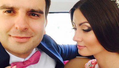 Alecu Mătrăgună și Cornelia Corlătean s-au cununat! Poze