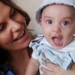 "Foto: Anna Lesko: ""Gata, mai fac un bebe"""