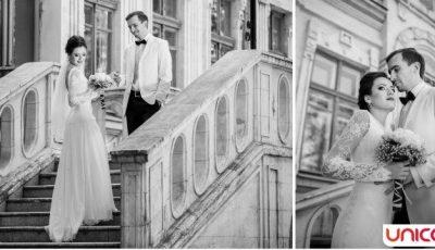 Mireasa de la Realitatea TV și-a văzut pentru prima dată verigheta chiar în ziua nunții!