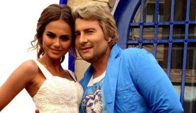 Xenia Deli, în compania lui Nicolai Baskov!