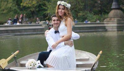 O stilistă de la noi s-a logodit în America!