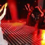 Foto: S-a întâmplat în Moldova! O mireasă goală în sicriu la Anti Fashion Show