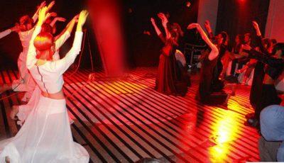 S-a întâmplat în Moldova! O mireasă goală în sicriu la Anti Fashion Show