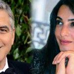 Foto: George Clooney se însoară pe 27 septembrie, la Veneția