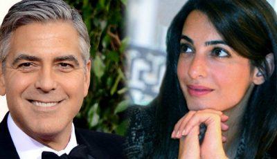 George Clooney se însoară pe 27 septembrie, la Veneția