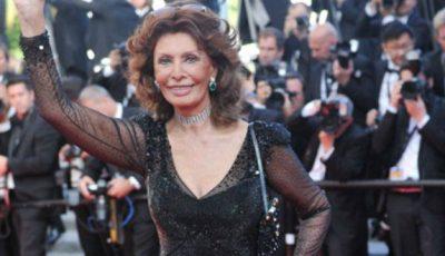 Sophia Loren se menține în formă cu un aliment interzis!