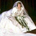 Foto: Cui va aparține rochia de mireasă a Prințesei Diana?