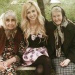 Foto: Bunica Andreei Bălan, pe patul de moarte. Iată ce mesaj a scris vedeta!