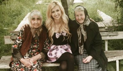 Bunica Andreei Bălan, pe patul de moarte. Iată ce mesaj a scris vedeta!