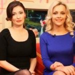Foto: Angela Gonța o va înlocui pe Natalia Cheptene la tv?