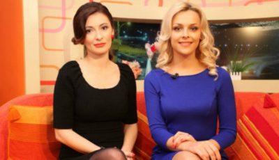 Angela Gonța o va înlocui pe Natalia Cheptene la tv?