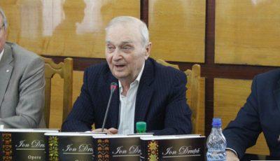 """Ion Druță """"retrăiește grozav"""" din cauza celor care nu-i citesc operele!"""