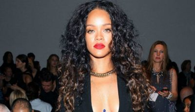 Rihanna, în chiloți, neepilată pe picioare. Vezi cum s-a afișat la NY Fashion Week