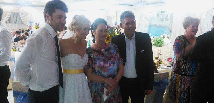 Foto: Ioana Căpraru și-a măritat mezina! Chiar de ziua ei de naștere!