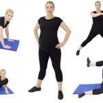 Foto: Exerciții pentru o naștere ușoară!