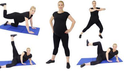 Exerciții pentru o naștere ușoară!