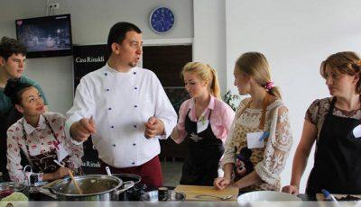 Gătește împreună cu bucătarii de la Lo Chef!