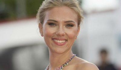 Scarlett Johansson a devenit mamă