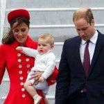 Foto: Prințul William și Ducesa Kate vor fi din nou părinți