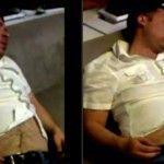 Foto: Președintele raionului Criuleni doarme într-un club de noapte!