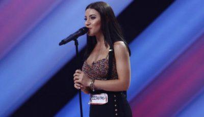 Încă o moldoveancă i-a ridicat în picioare pe jurații de la X Factor!