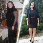 """Foto: """"Am pierdut lupta la Un Nou Început, însă am câștigat lupta cu kilogramele""""! De la 105 la 81 kilograme"""