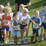 """Foto: Exerciții după metoda Unica la """"Maratonul copiilor pentru copii"""""""