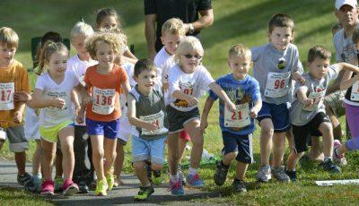 """Exerciții după metoda Unica la """"Maratonul copiilor pentru copii"""""""