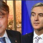 Foto: Iurie Leancă și Valeriu Guma se vor încuscri!