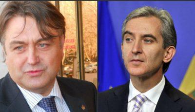 Iurie Leancă și Valeriu Guma se vor încuscri!
